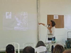 Apresentação na cúpula dos povos Rio 20